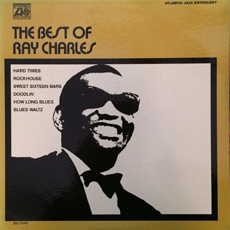 LP - Ray Charles – The Best Of Ray Charles - Importado (US)