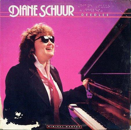 LP Diane Schuur – Deedles - Importado (US)