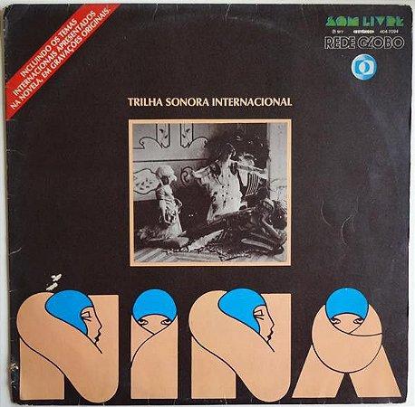 LP - Nina Internacional (Novela Globo) (Vários Artistas)