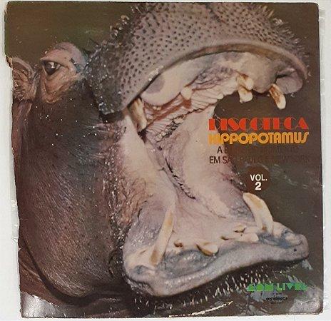 LP - Discoteca Hippopotamus - Volume 2