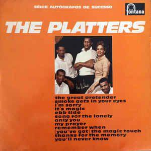 LP The Platters – The Platters