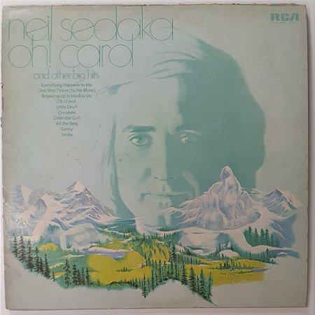 LP - Neil Sedaka – Oh! Carol And Other Big Hits (Importado (US))