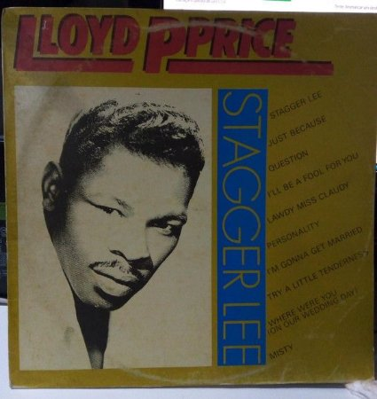 LP - Lloyd Price – Stagger Lee