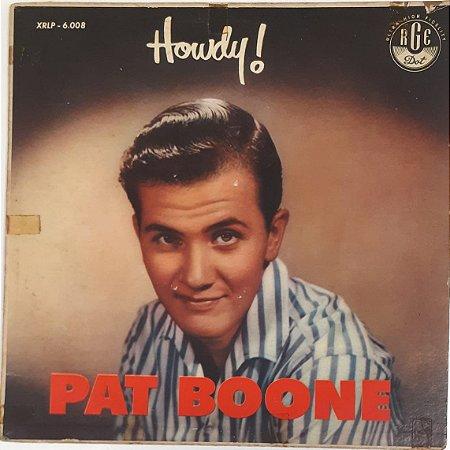 LP - Pat Boone – Howdy!
