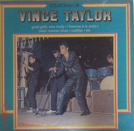 LP - Vince Taylor – Cadillac (Imp - France)