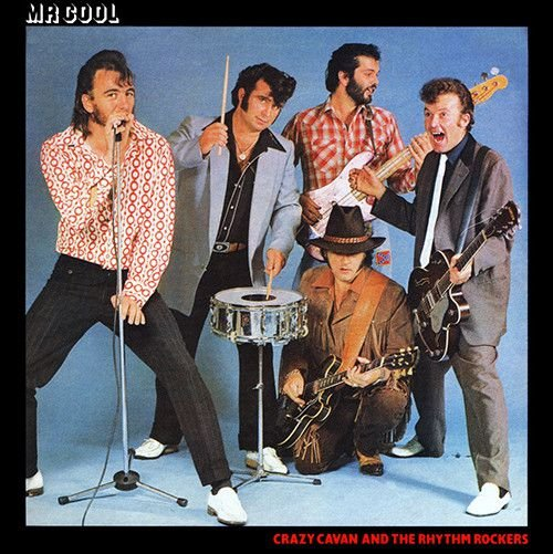 LP - Crazy Cavan And The Rhythm Rockers - Mr Cool (IMP)