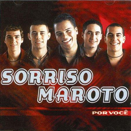 CD - Sorriso Maroto – Por Você
