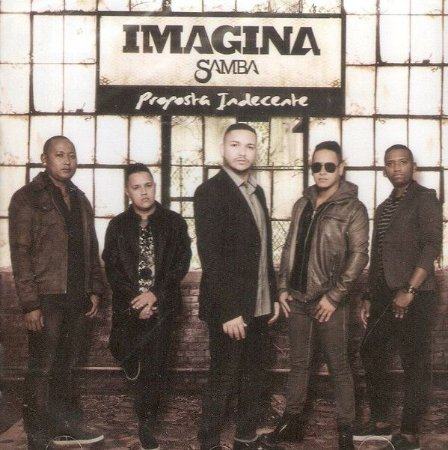 CD - Imaginasamba – Proposta Indecente