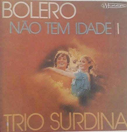 CD - Trio Surdina - Bolero não tem idade 1