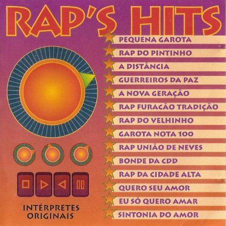 CD - Rap's Hits
