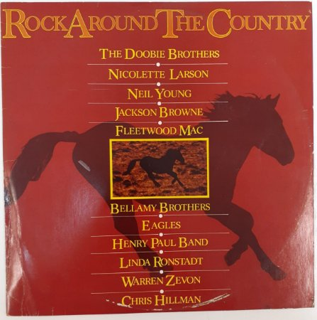 LP - Rock Around The Country