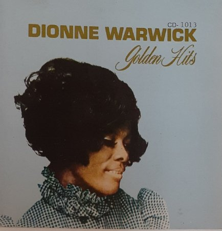 CD - Dionne Warwick – Golden Hits