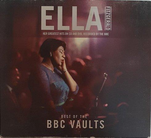 CD - Ella Fitzgerald – Best Of The BBC Vaults (BOX CD + DVD)