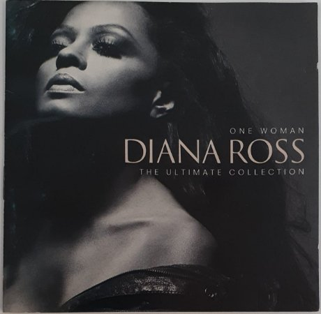 CD - Diana Ross – One Woman - The Ultimate Collection