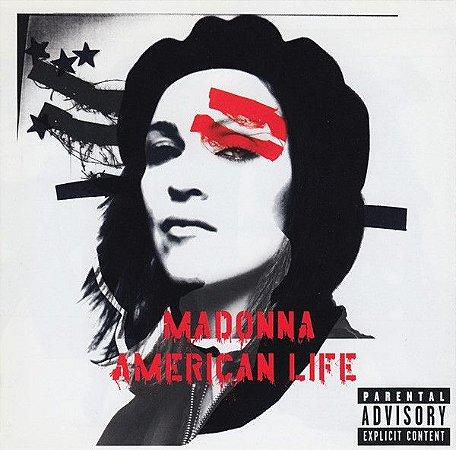 CD - Madonna – American Life (IMP)