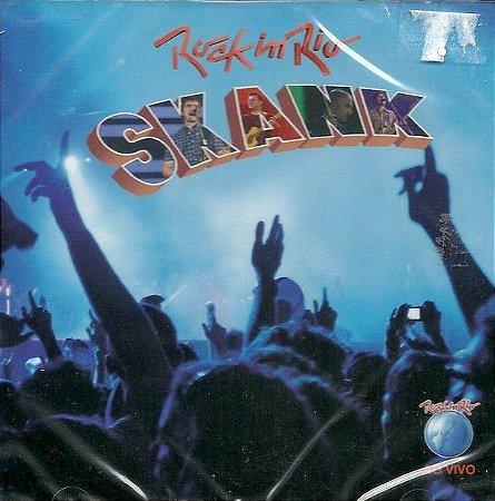 CD - Skank – Rock In Rio 2011