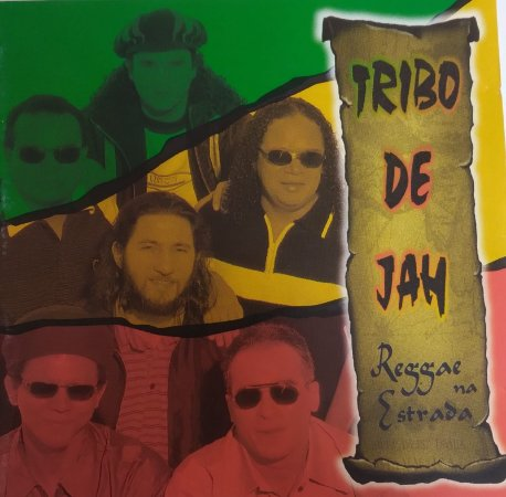 CD - Tribo de Jah - Reggae na Estrada