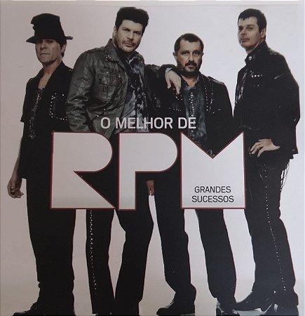 CD - RPM - O Melhor De