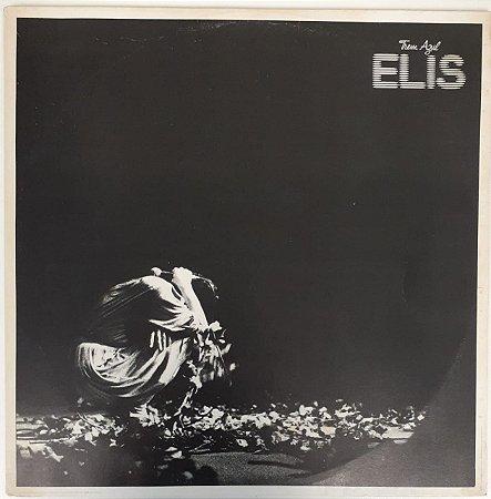LP - Elis Regina - Trem Azul (ao vivo) (Duplo)