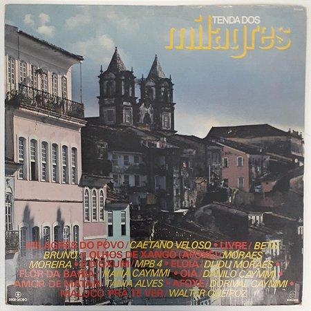 LP - Tenda Dos Milagres (Seriado Globo) (Vários Artistas)