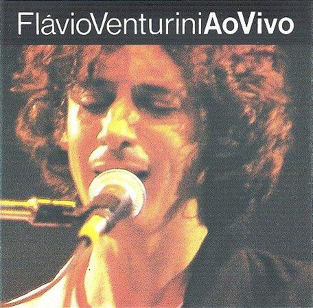 CD - Flávio Venturini – Ao Vivo