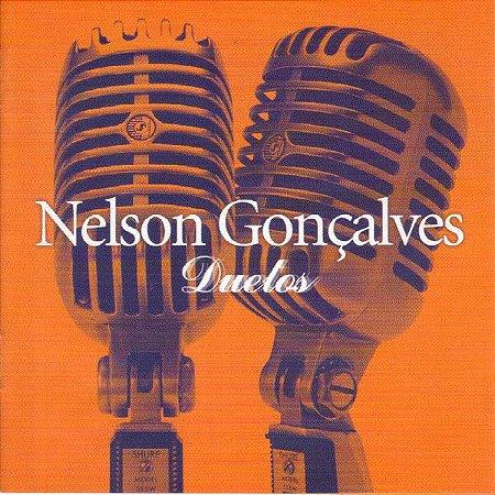 CD - Nelson Gonçalves – Duetos