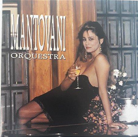 CD - Mantovani Orquestra