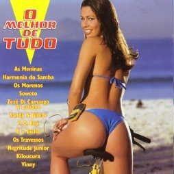 CD - O Melhor De Tudo