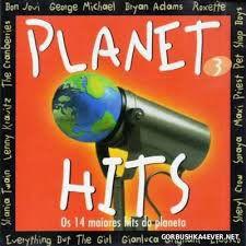 CD - Planet Hits 3
