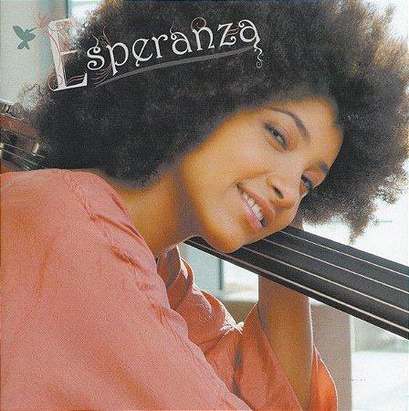 CD - Esperanza Spalding – Esperanza