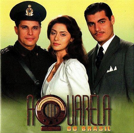 CD - Aquarela do Brasil (Seriado Globo) (Vários Artistas)