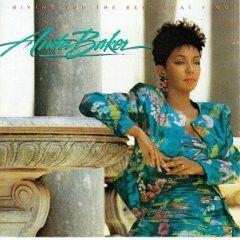Lp - Anita Baker – Giving You The Best That I Got