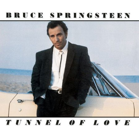 Lp - Bruce Springsteen – Tunnel Of Love