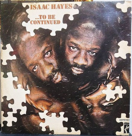 Lp - Isaac Hayes – ...To Be Continued