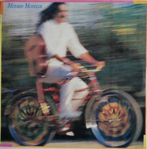 LP - Moraes Moreira – Mestiço É Isso