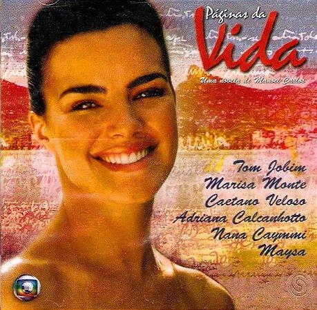 CD - Páginas Da Vida Nacional (Novela Globo) (Vários Artistas)