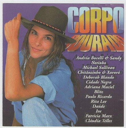 CD - Corpo Dourado Nacional (Novela Globo) (Vários Artistas)