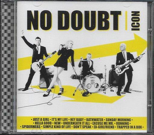 CD - No Doubt – Icon