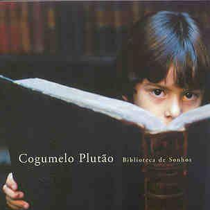 CD - Cogumelo Plutão – Biblioteca De Sonhos