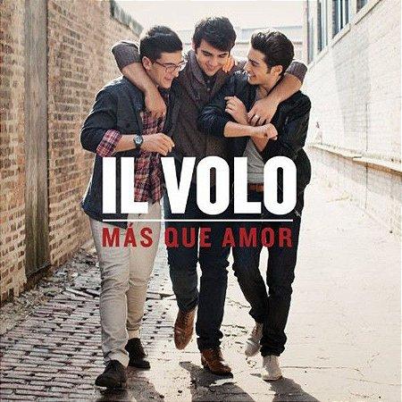 CD - Il Volo – Más Que Amor