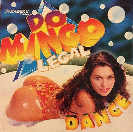 CD - Domingo Legal Dance (Vários Artistas)