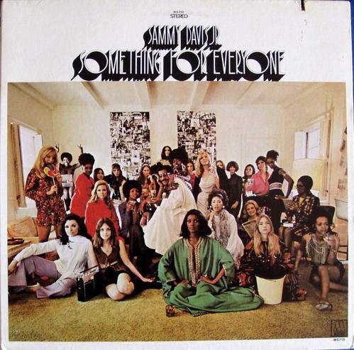 LP - Sammy Davis, Jr. – Something For Everyone