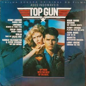 LP - Top Gun (Original Motion Picture Soundtrack) (Vários Artistas)