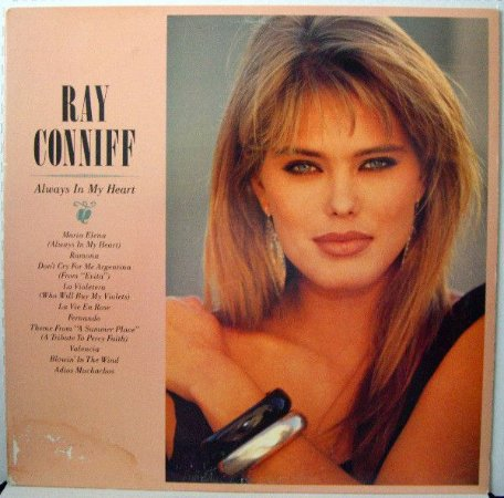 LP - Ray Conniff – Always In My Heart