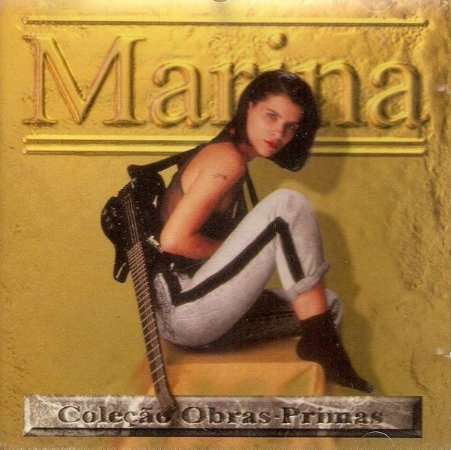 CD - Marina (Coleção Obras-Primas)