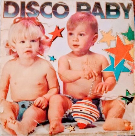 LP - As Melindrosas – Disco Baby