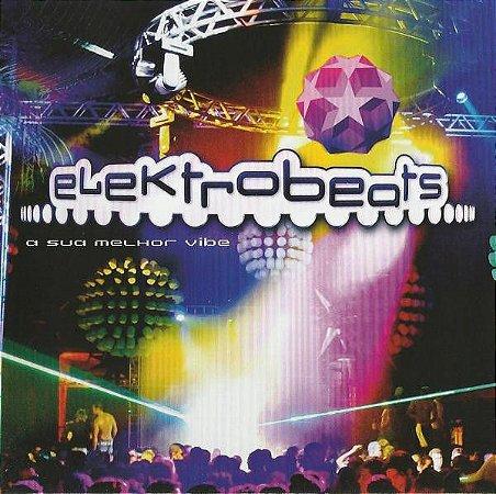 CD - Elektrobeats (Vários Artistas)
