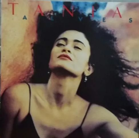 LP - Tania Alves (1987) (Eu Quero O Absurdo)