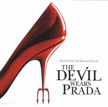 CD - The Devil Wears Prada (Music From The Motion Picture) (Vários Artistas)
