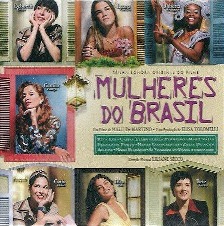 CD - Mulheres Do Brasil (Trilha Sonora Original Do Filme) (Vários Artistas)